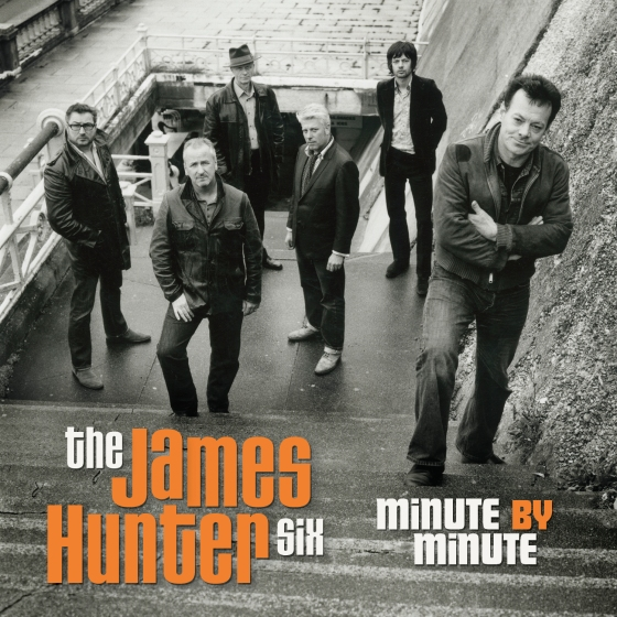 james hunter six minte by minute